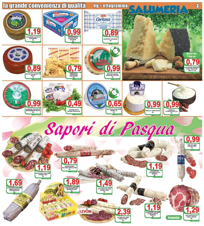 Volantino Top Supermercati - Offerte 12/03-23/03/2021 (Pagina 3)