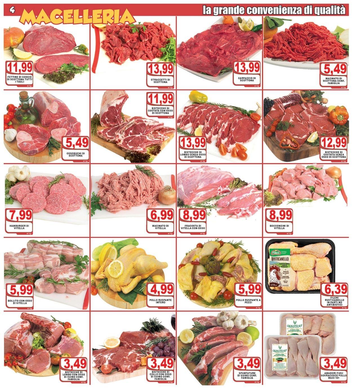 Volantino Top Supermercati - Offerte 12/03-23/03/2021 (Pagina 4)