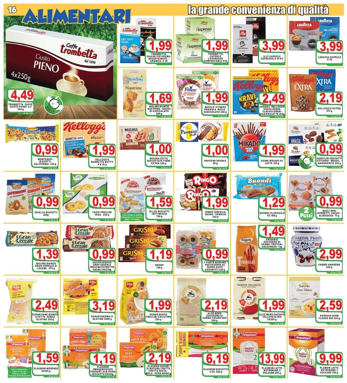 Volantino Top Supermercati - Offerte 12/03-23/03/2021 (Pagina 16)