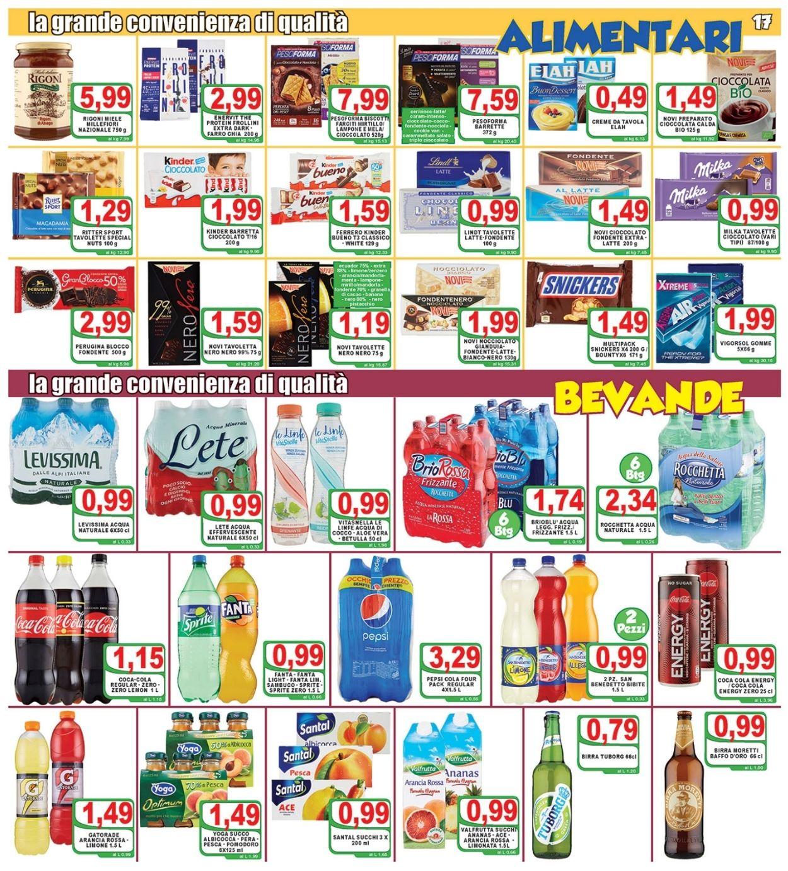 Volantino Top Supermercati - Offerte 12/03-23/03/2021 (Pagina 17)