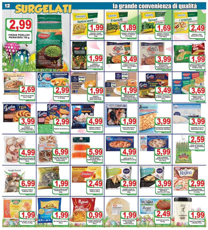 Volantino Top Supermercati - Pasqua 2021! - Offerte 24/03-03/04/2021 (Pagina 12)