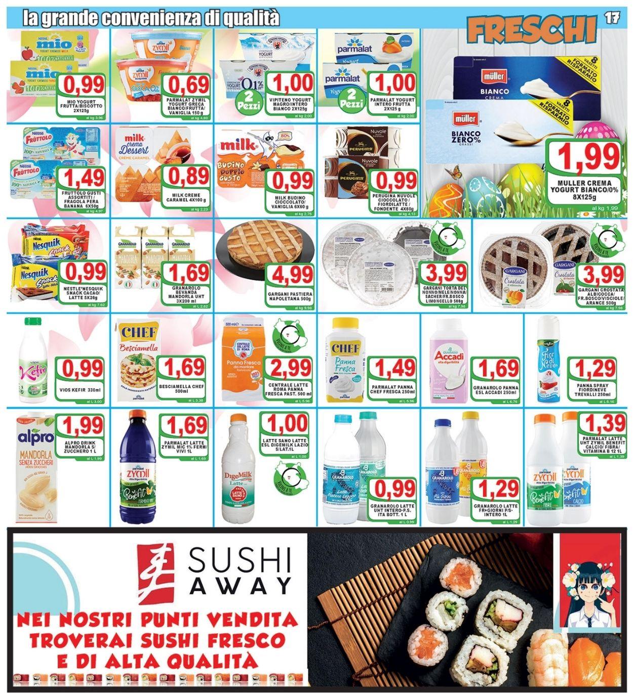 Volantino Top Supermercati - Pasqua 2021! - Offerte 24/03-03/04/2021 (Pagina 17)