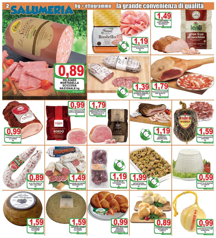 Volantino Top Supermercati - Offerte 06/04-15/04/2021 (Pagina 2)