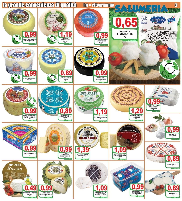Volantino Top Supermercati - Offerte 06/04-15/04/2021 (Pagina 3)