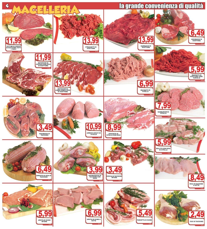 Volantino Top Supermercati - Offerte 06/04-15/04/2021 (Pagina 4)