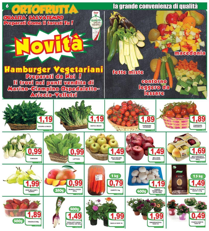 Volantino Top Supermercati - Offerte 06/04-15/04/2021 (Pagina 6)