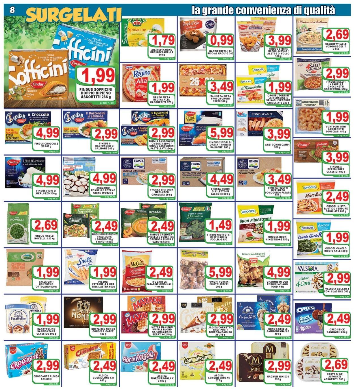Volantino Top Supermercati - Offerte 06/04-15/04/2021 (Pagina 8)