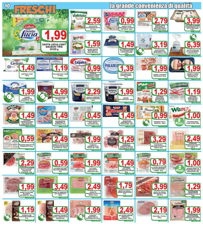Volantino Top Supermercati - Offerte 06/04-15/04/2021 (Pagina 10)