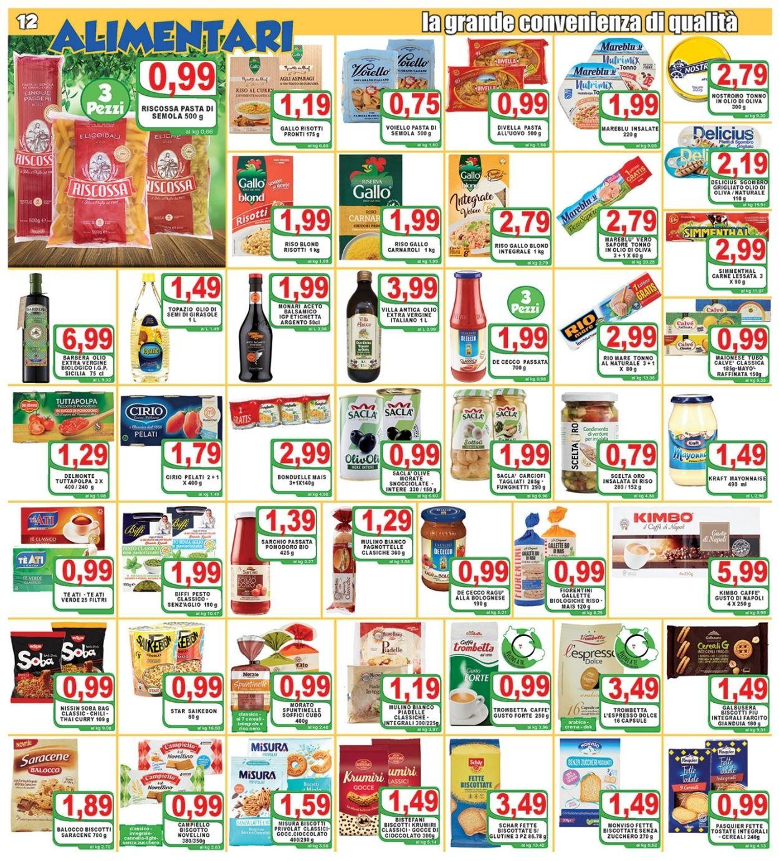 Volantino Top Supermercati - Offerte 06/04-15/04/2021 (Pagina 12)