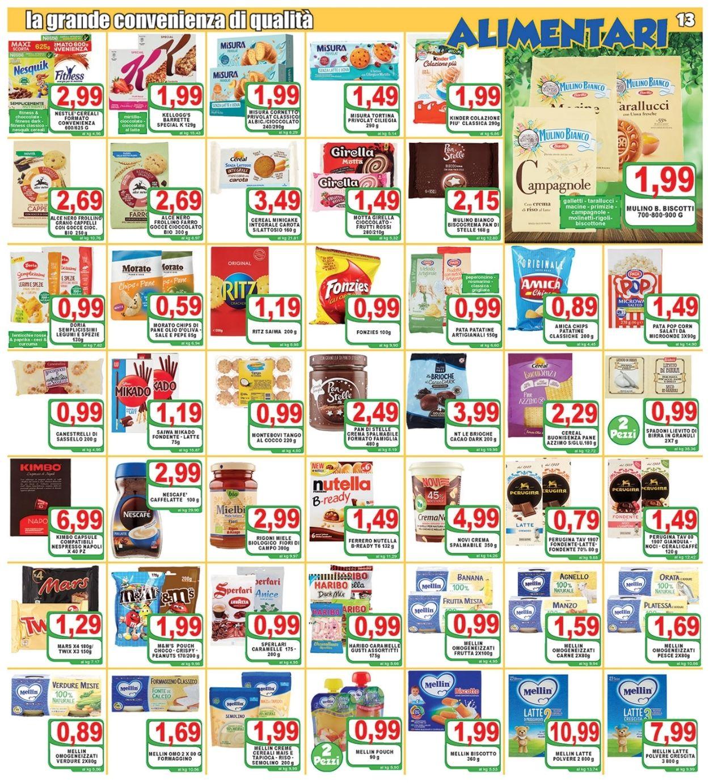 Volantino Top Supermercati - Offerte 06/04-15/04/2021 (Pagina 13)