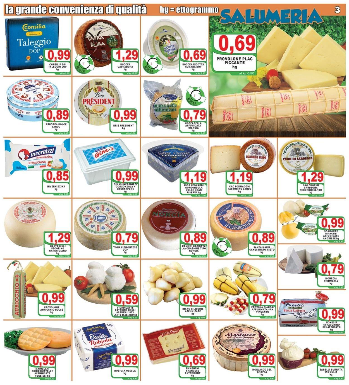 Volantino Top Supermercati - Offerte 16/04-27/04/2021 (Pagina 3)