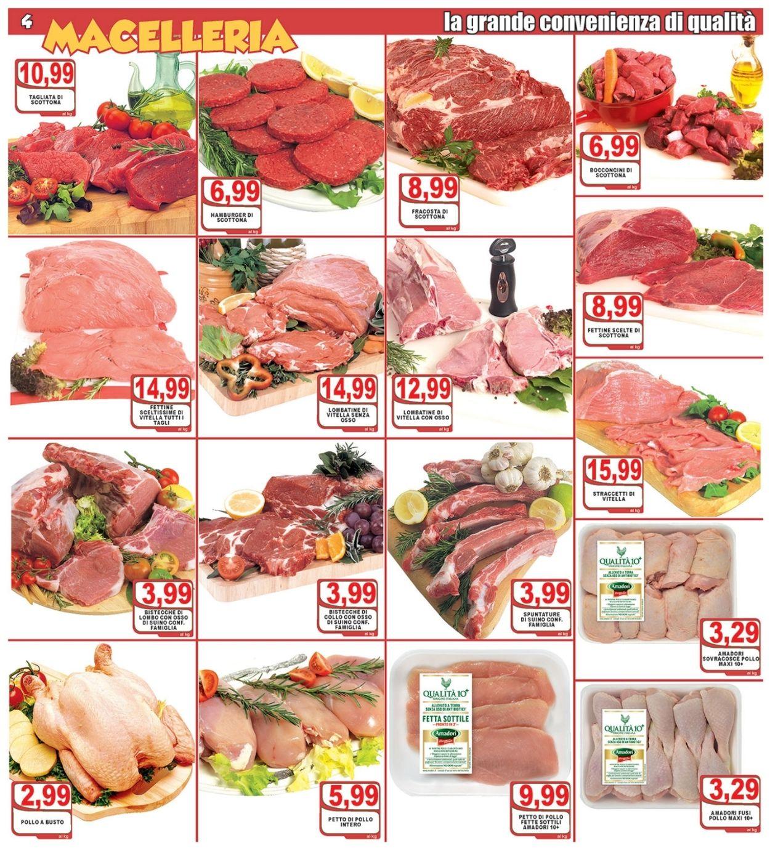 Volantino Top Supermercati - Offerte 16/04-27/04/2021 (Pagina 4)