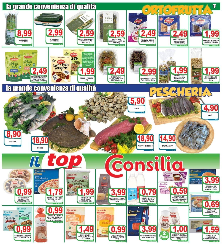 Volantino Top Supermercati - Offerte 16/04-27/04/2021 (Pagina 7)