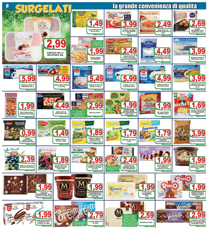 Volantino Top Supermercati - Offerte 16/04-27/04/2021 (Pagina 8)