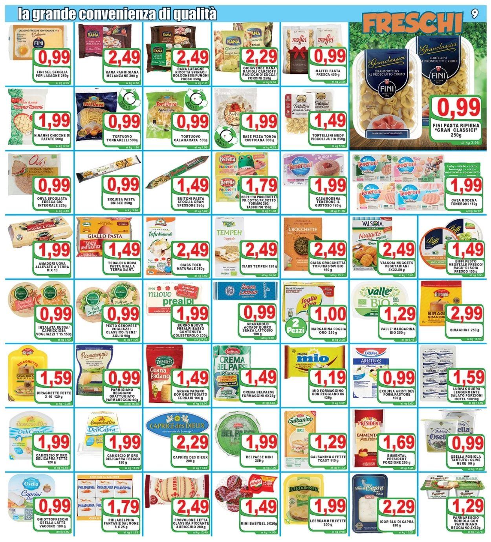 Volantino Top Supermercati - Offerte 16/04-27/04/2021 (Pagina 9)