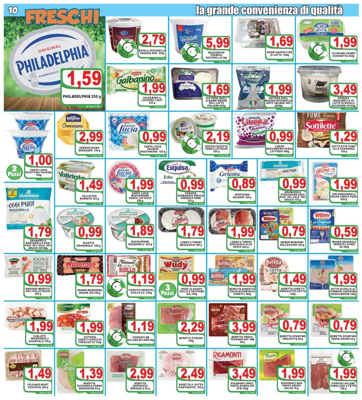 Volantino Top Supermercati - Offerte 16/04-27/04/2021 (Pagina 10)