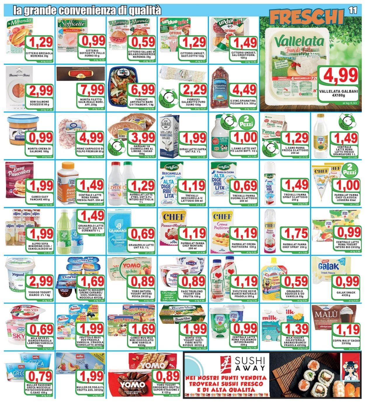 Volantino Top Supermercati - Offerte 16/04-27/04/2021 (Pagina 11)