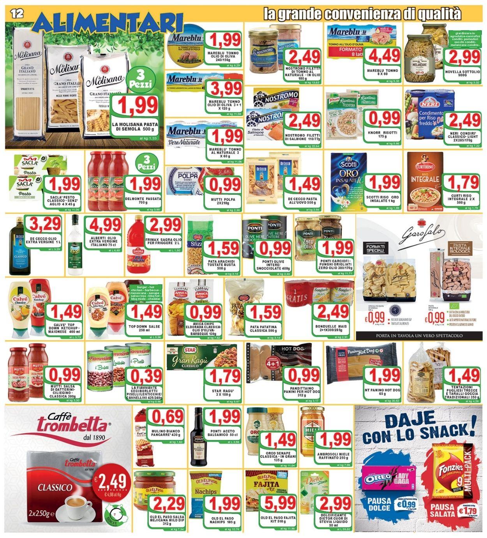 Volantino Top Supermercati - Offerte 16/04-27/04/2021 (Pagina 12)