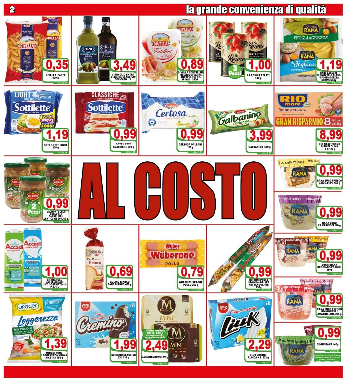 Volantino Top Supermercati - Offerte 28/04-06/05/2021 (Pagina 2)