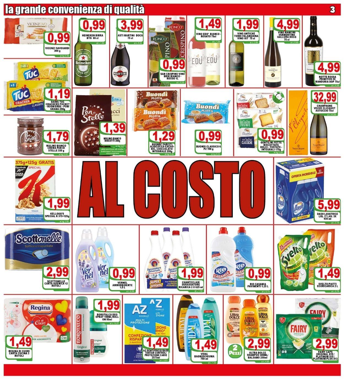 Volantino Top Supermercati - Offerte 28/04-06/05/2021 (Pagina 3)