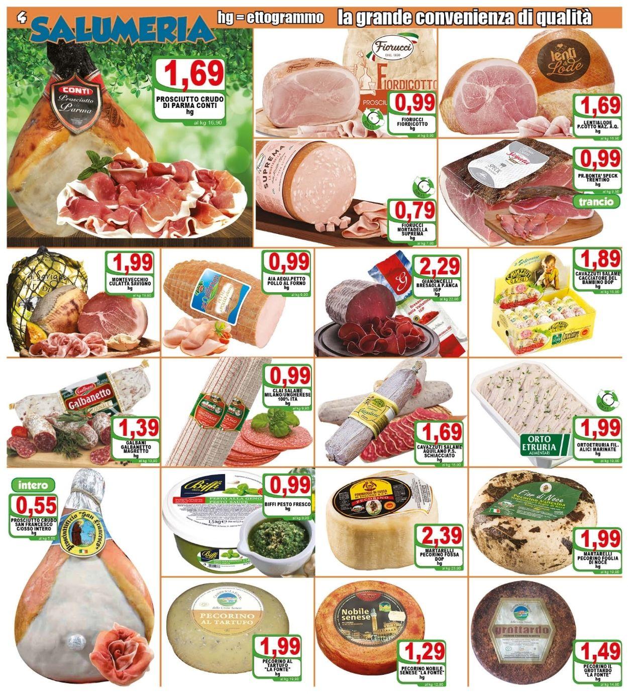 Volantino Top Supermercati - Offerte 28/04-06/05/2021 (Pagina 4)