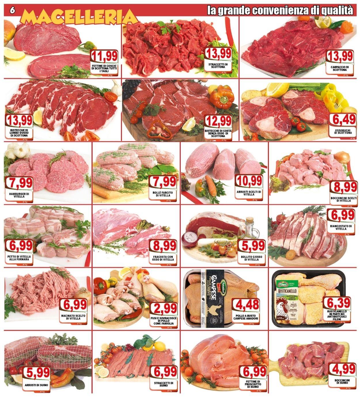 Volantino Top Supermercati - Offerte 28/04-06/05/2021 (Pagina 6)