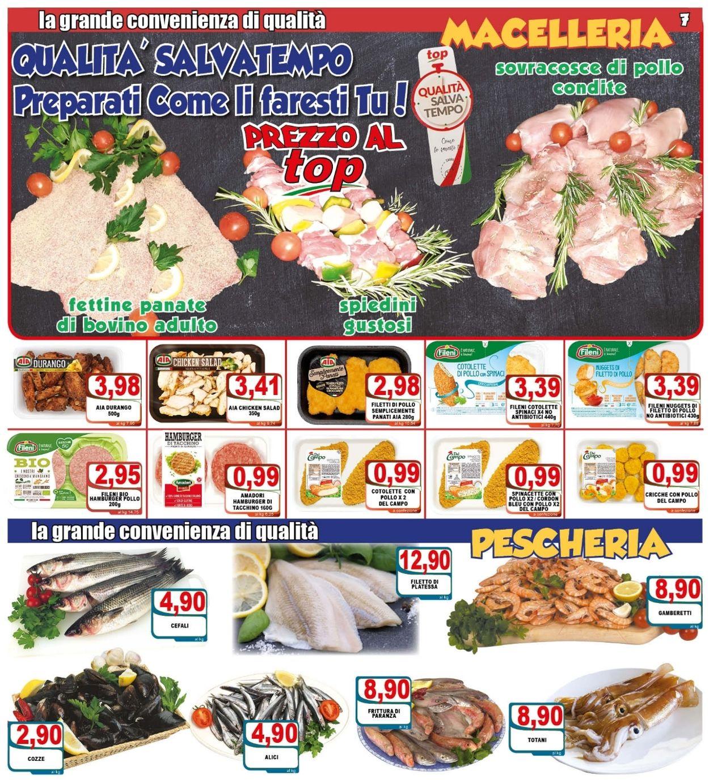 Volantino Top Supermercati - Offerte 28/04-06/05/2021 (Pagina 7)