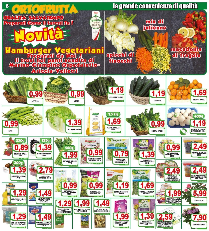 Volantino Top Supermercati - Offerte 28/04-06/05/2021 (Pagina 8)