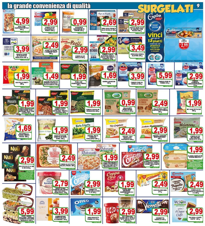 Volantino Top Supermercati - Offerte 28/04-06/05/2021 (Pagina 9)