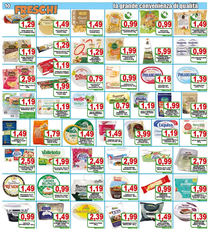 Volantino Top Supermercati - Offerte 28/04-06/05/2021 (Pagina 10)