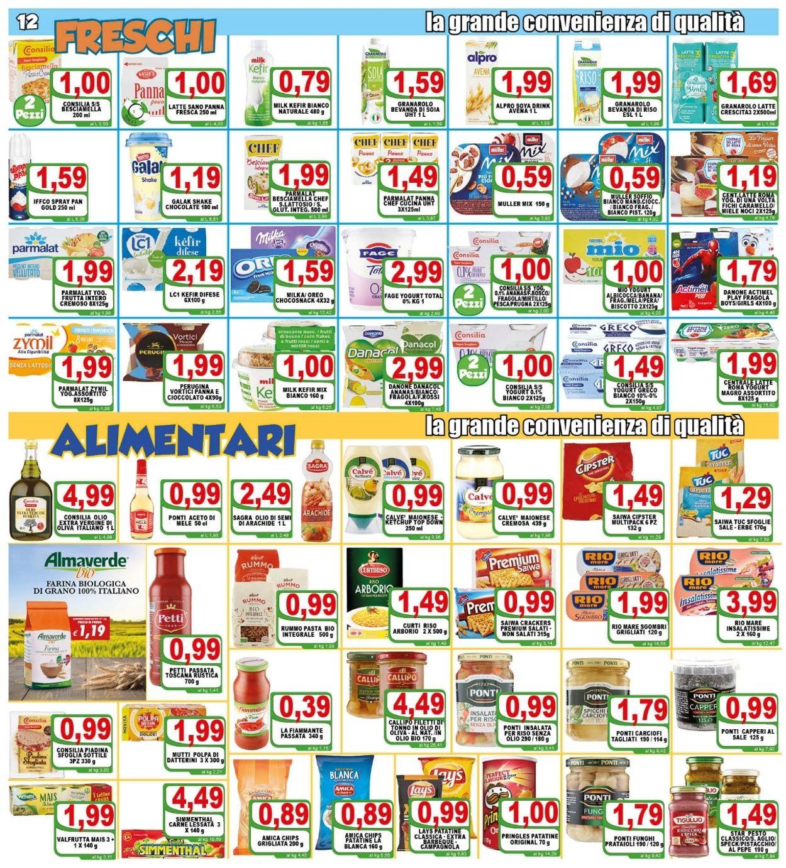 Volantino Top Supermercati - Offerte 28/04-06/05/2021 (Pagina 12)