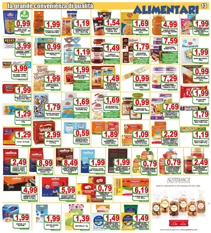 Volantino Top Supermercati - Offerte 28/04-06/05/2021 (Pagina 13)