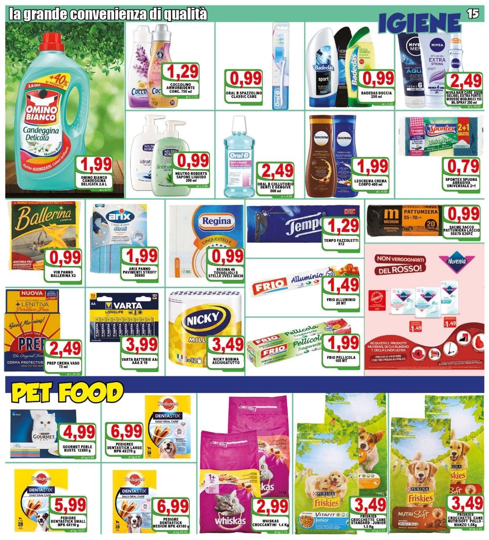 Volantino Top Supermercati - Offerte 28/04-06/05/2021 (Pagina 15)