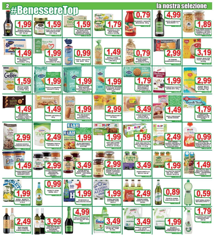 Volantino Top Supermercati - Offerte 07/05-18/05/2021 (Pagina 2)