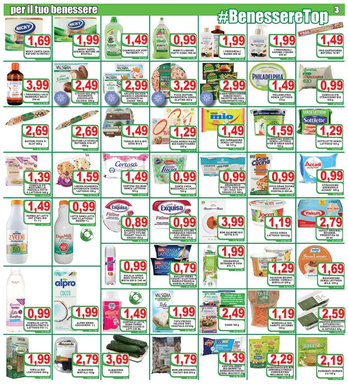 Volantino Top Supermercati - Offerte 07/05-18/05/2021 (Pagina 3)
