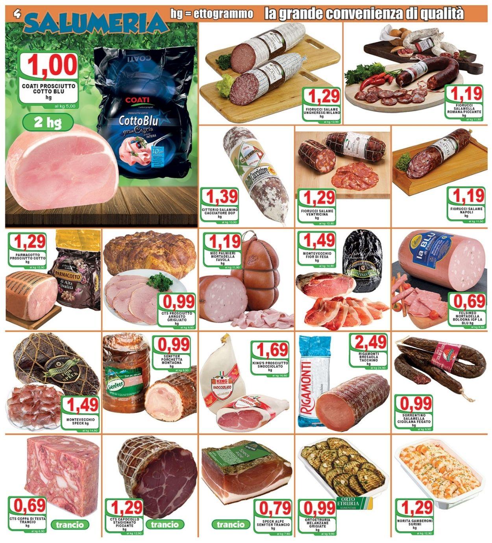 Volantino Top Supermercati - Offerte 07/05-18/05/2021 (Pagina 4)