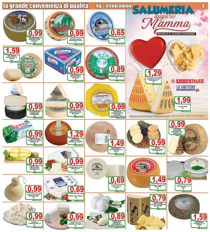 Volantino Top Supermercati - Offerte 07/05-18/05/2021 (Pagina 5)