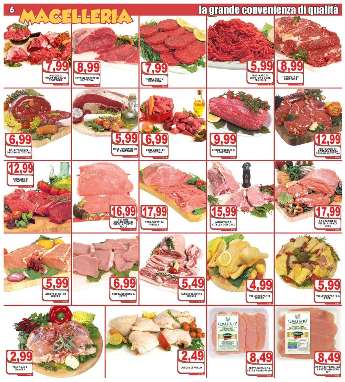 Volantino Top Supermercati - Offerte 07/05-18/05/2021 (Pagina 6)
