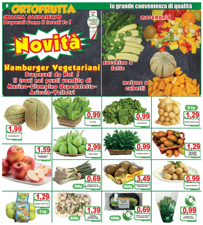 Volantino Top Supermercati - Offerte 07/05-18/05/2021 (Pagina 8)