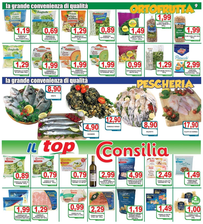 Volantino Top Supermercati - Offerte 07/05-18/05/2021 (Pagina 9)