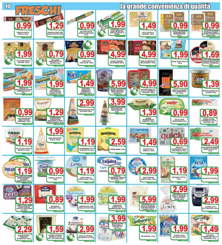 Volantino Top Supermercati - Offerte 07/05-18/05/2021 (Pagina 10)
