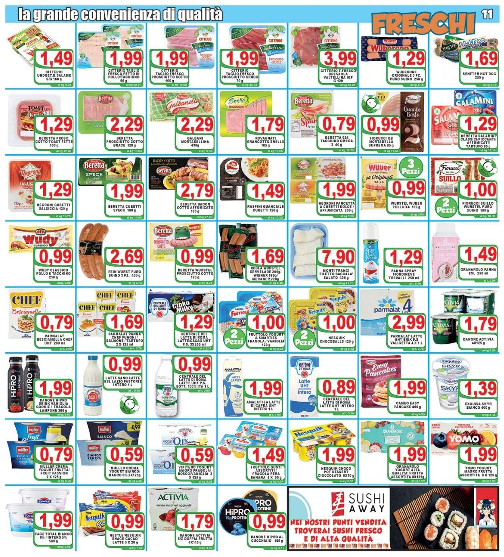 Volantino Top Supermercati - Offerte 07/05-18/05/2021 (Pagina 11)