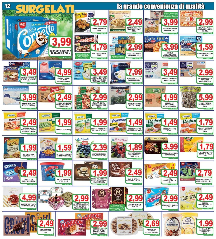 Volantino Top Supermercati - Offerte 07/05-18/05/2021 (Pagina 12)