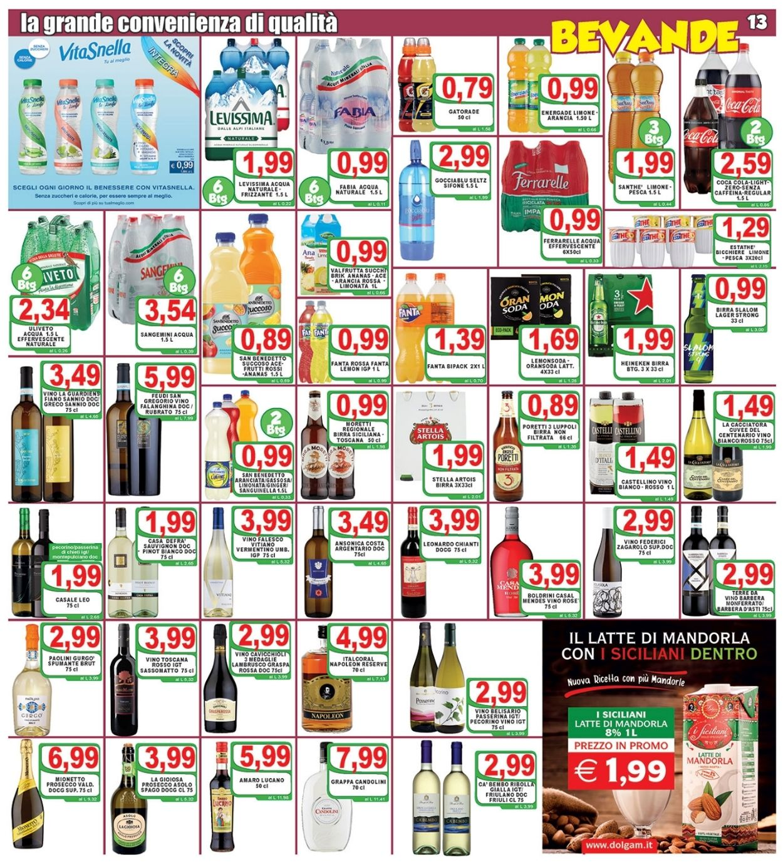 Volantino Top Supermercati - Offerte 07/05-18/05/2021 (Pagina 13)