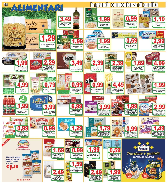 Volantino Top Supermercati - Offerte 07/05-18/05/2021 (Pagina 14)