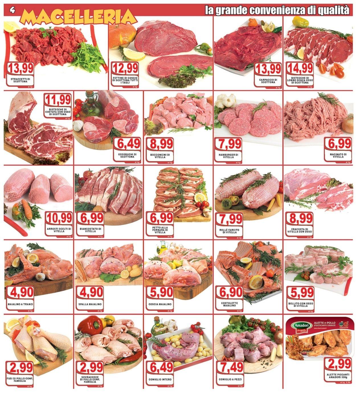 Volantino Top Supermercati - Offerte 19/05-27/05/2021 (Pagina 4)