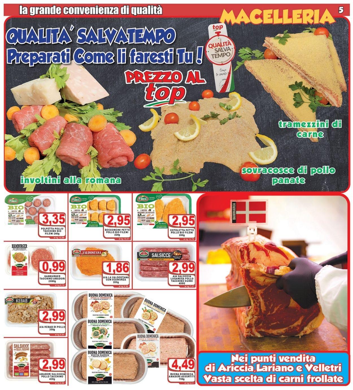 Volantino Top Supermercati - Offerte 19/05-27/05/2021 (Pagina 5)