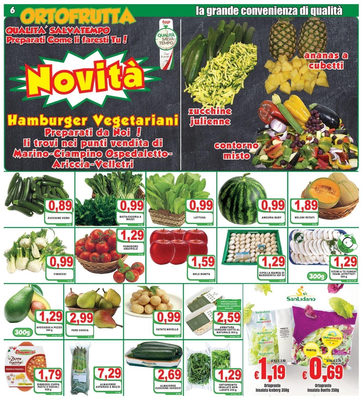 Volantino Top Supermercati - Offerte 19/05-27/05/2021 (Pagina 6)