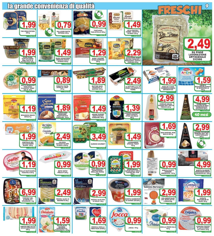 Volantino Top Supermercati - Offerte 19/05-27/05/2021 (Pagina 9)