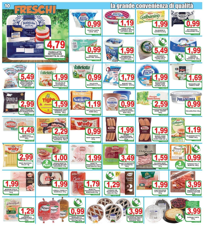Volantino Top Supermercati - Offerte 19/05-27/05/2021 (Pagina 10)